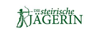 Die steirische Jägerin Logo