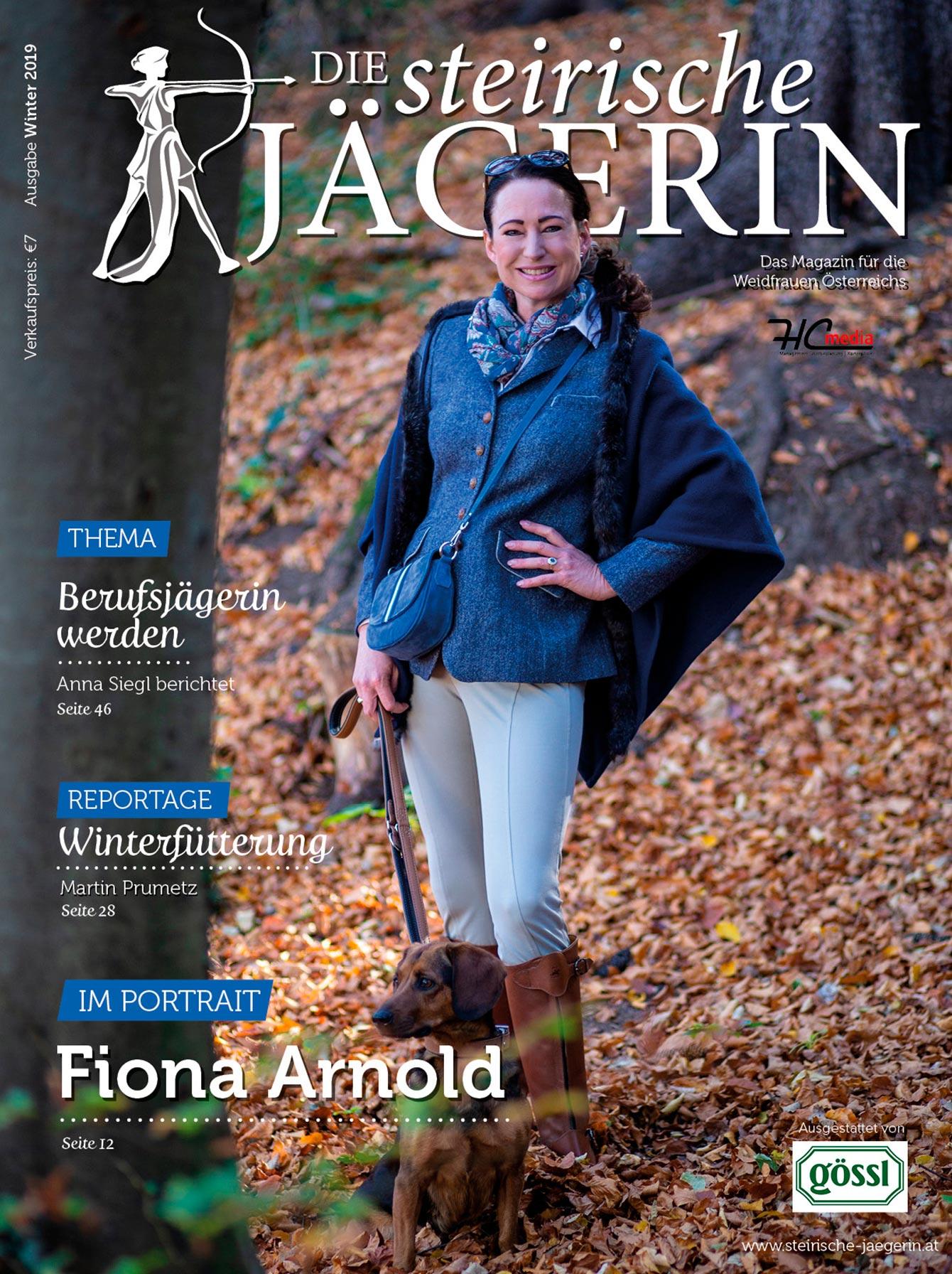 Die steirische Jägerin online lesen auf issuu.com